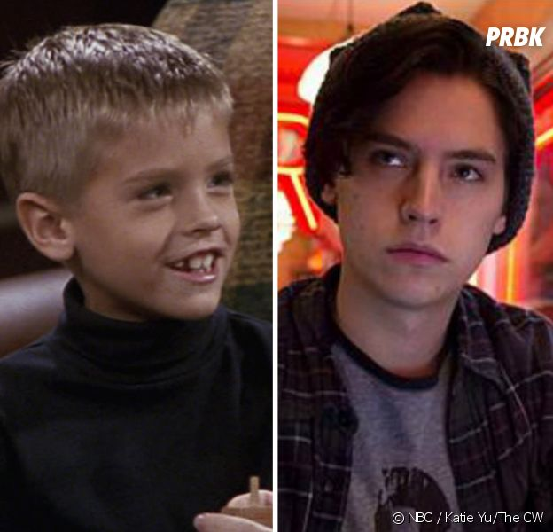 Cole Sprouse : avant Riverdale, l'acteur jouait le rôle de Ben dans Friends !
