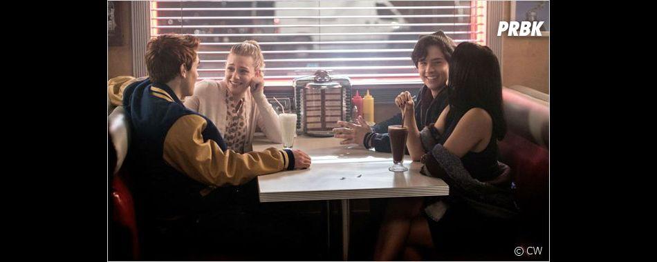 Riverdale : le casting réuni