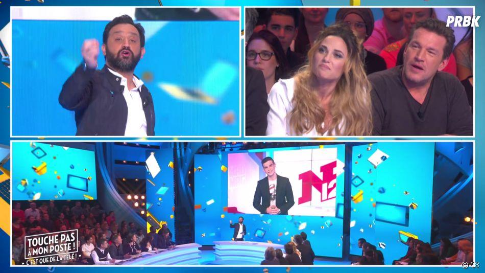 Capucine Anav convaincue par Julien Castaldi en tant que chroniqueur dans Le Mad Mag
