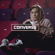 """Millie Bobby Brown : après Calvin Klein, """"Eleven"""" devient la star de la nouvelle campagne Converse"""