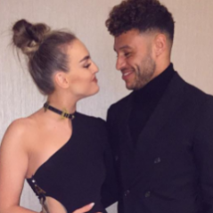 Perrie Edwards enceinte d'Alex Oxlade-Chamberlain ? La photo qui affole les internautes