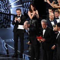 Oscars 2017 : l'incroyable fiasco La La Land / Moonlight. Que s'est-il passé ?