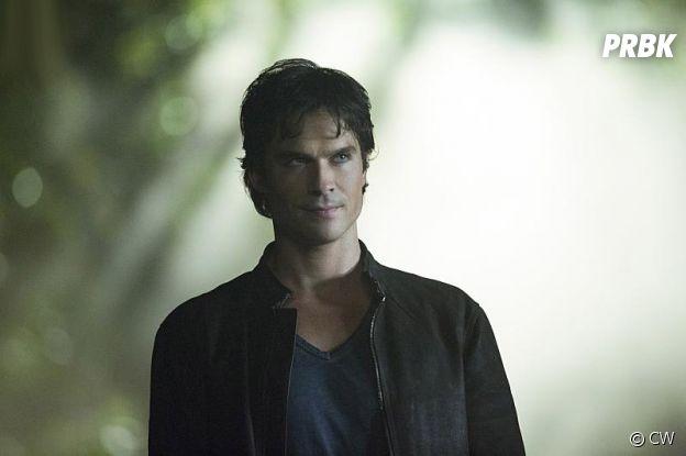 The Vampire Diaries : Ian Somerhalder dans la saison 8