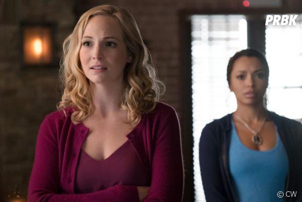 The Vampire Diaries : Candice Accola dans la saison 8