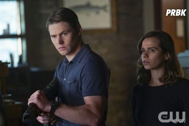 The Vampire Diaries : Zach Roerig dans la saison 8