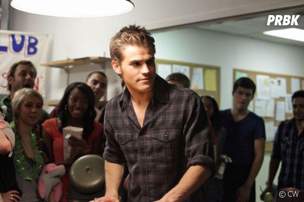 The Vampire Diaries : Paul Wesley dans la saison 1