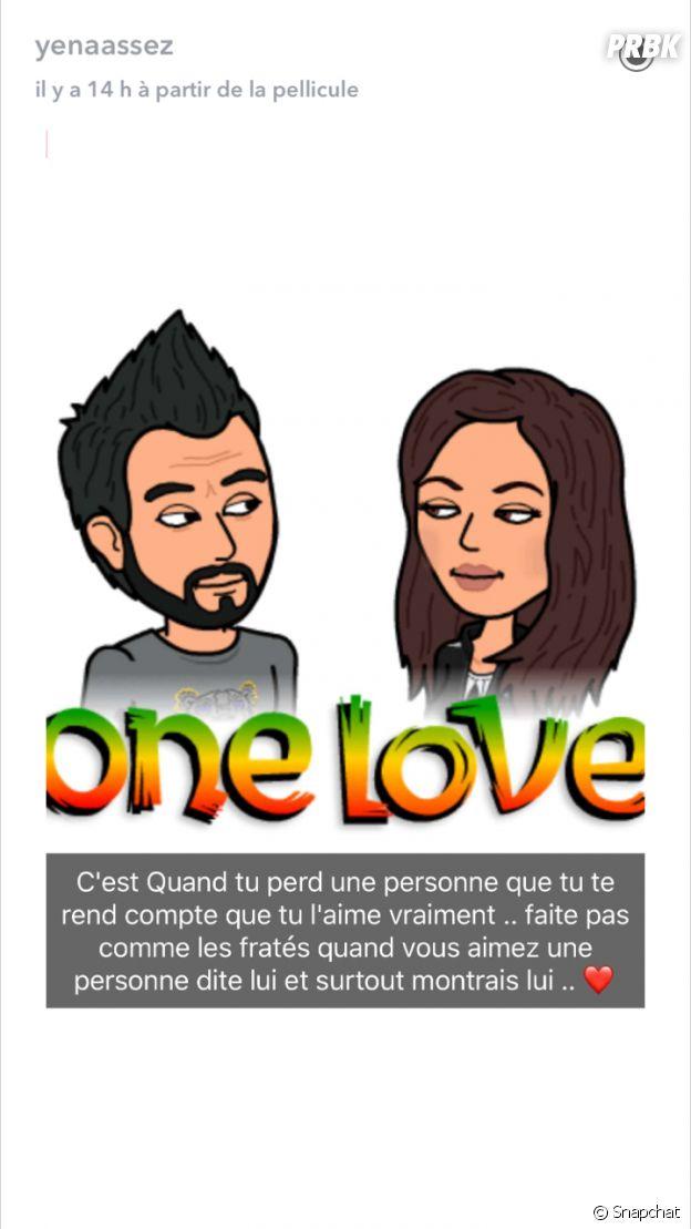 Julien Tanti (Les Marseillais South America) toujours amoureux de Manon Marsault