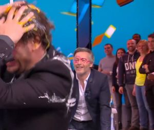 Michaël Youn et Cyril Hanouna retournent le plateau de TPMP : Best of du gros bordel !