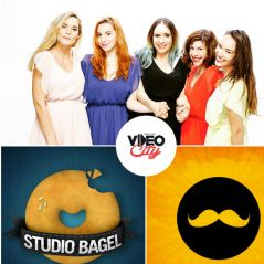 Studio Bagel, Golden Moustache, Latte Chaud : Les collectifs humour confirmés à Video City Paris