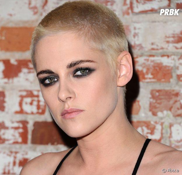 Kristen Stewart s'est rasée le crâne, découvrez sa nouvelle tête !