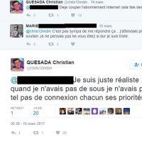 Christian Quesada (Les 12 coups de midi) : réponse cash à une internaute qui lui demande de l'argent