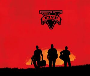 GTA V Red Dead Redemption