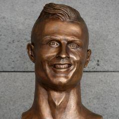Cristiano Ronaldo devient la risée du web à cause de sa statue râtée, le sculpteur réagit