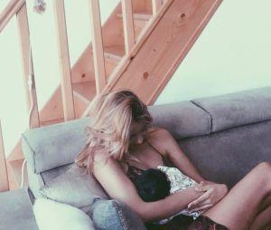 Nehuda affiche déjà une silhouette de rêve après son accouchement