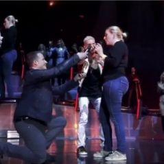 M. Pokora interrompt un concert pour une demande en mariage ❤️