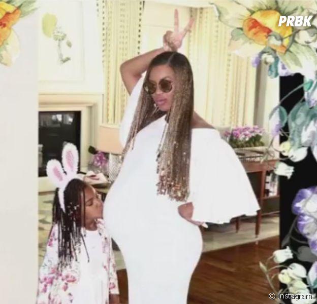 Beyoncé enceinte : des internautes l'insultent