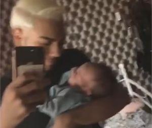 Sarah Fraisou : son ex Malik présente son fils sur Snapchat