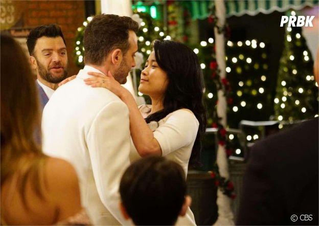 Scorpion siason 3, épisode 23 : premières images du mariage de Toby et Happy