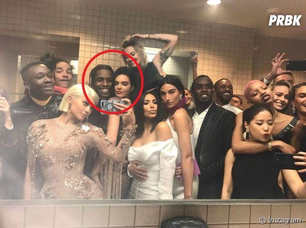 qui sort avec qui Kendall Jenner