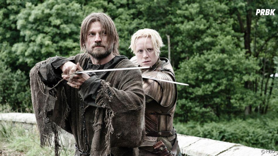 Game of Thrones saison 7 : pas de couple Brienne/Jaime à venir