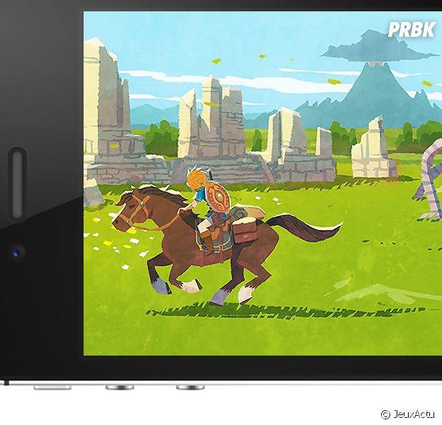 The Legend of Zelda bientôt sur smartphones ?