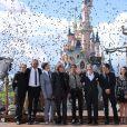 Pirates des Caraïbes 5 : Johnny Depp, Orlando Bloom... les acteurs présents à Disneyland Paris