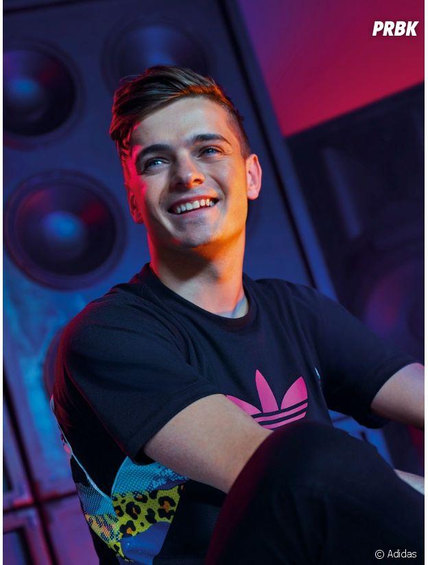 Martin Garrix : nouveau visage de la marque Adidas Originals