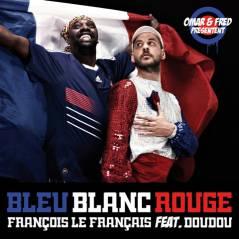 Bleu, Blanc, Rouge ... François le Français et Doudou ... Omar et Fred sortent un single