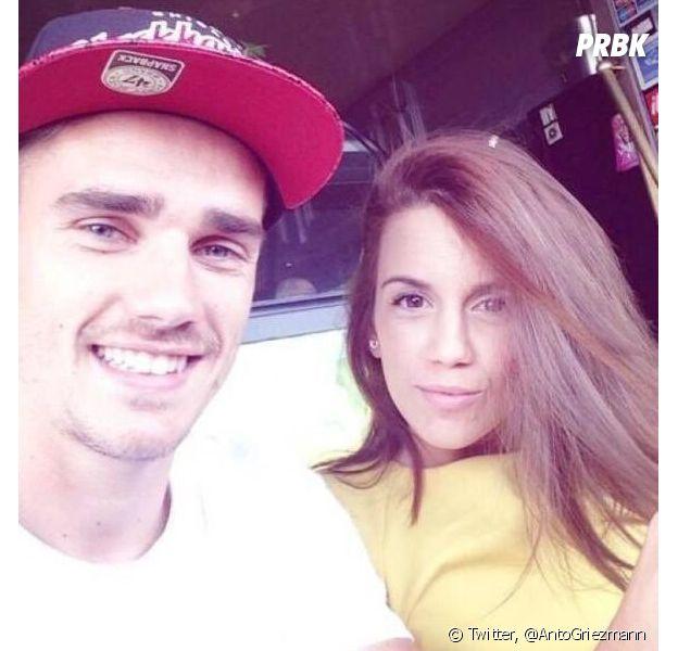 Antoine Griezmann se confie sur sa rencontre avec Erika Choperena