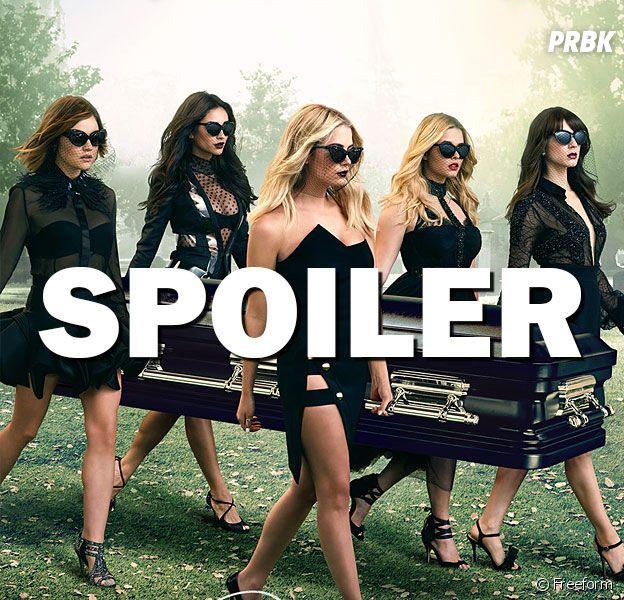 Pretty Little Liars saison 7 : les premières photos de la fin