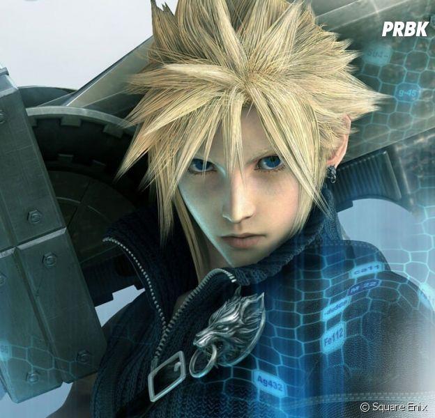 Cloud, héros de Final Fantasy 7 remake