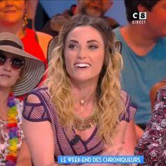 Capucine Anav de nouveau en couple avec Louis Sarkozy ? Elle répond à Cyril Hanouna