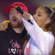Ariana Grande : son chéri Mac Miller la rejoint sur scène au concert One Love Manchester
