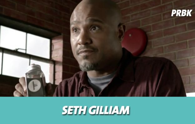 Teen Wolf : que devient Seth Gilliam ?