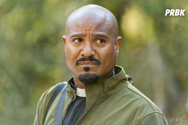 Seth Gilliam dans The Walking Dead