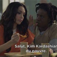 Nabilla Benattia dans Orange is The New Black : elle dévoile sa scène et c'est délirant