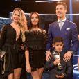 Cristiano Ronaldo papa de jumeaux ? La mère porteuse aurait accouché, son neveu a confirmé !