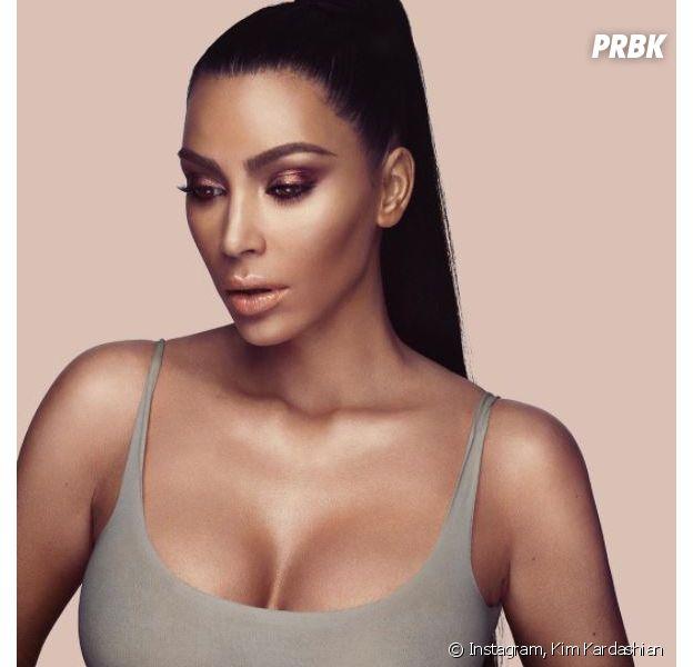 Kim Kardashian : 14 millions de dollars en 5 minutes grâce à sa marque de make-up KKW Beauty ?
