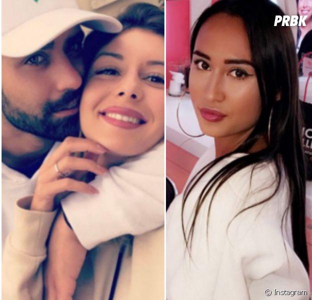 Les Anges 10   Sarah Lopez, Vincent Queijo et Astrid Nelsia au casting   b328bc656ea3