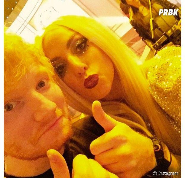Ed Sheeran quitte Twitter à cause des fans de Lady Gaga : la chanteuse prend sa défense