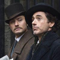 Sherlock Holmes 2 ... Sienna Miller et Jude Law réunis