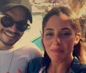 Coralie Porrovecchio et le frère de Kev Adams à Ibiza : la rencontre inattendue sur Snapchat