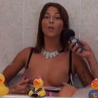 Evy (Les Anges 9) montre ses seins dans le bain de Jeremstar et clashe ses haters