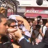 Nicolas Sarkozy nous sort la phrase du jour ... Fais pas le malin, toi ... VIDEO