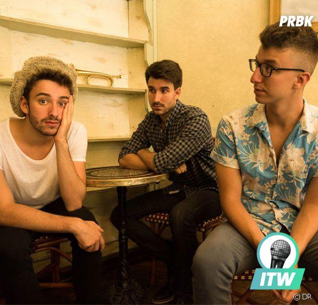 Le groupe AJR en interview