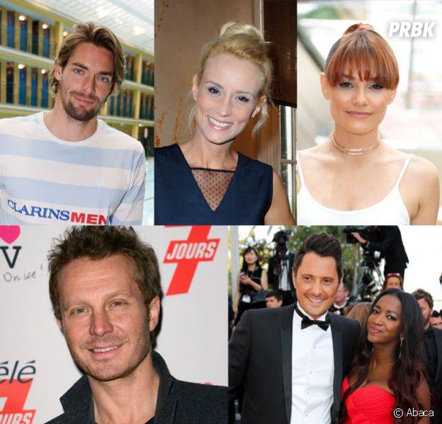Danse avec les stars 8 : Camille Lacourt, Elodie Gossuin, Joy Esther, Sinclair et le couple Vincent Cerutti/Hapsatou Sy au casting ?