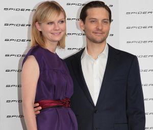 Tobey Maguire et Kirsten Dunst ont été en couple après le tournage de Spider-Man