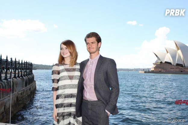 Andrew Garfield et Emma Stone ont été en couple après le tournage de The Amazing Spider-Man