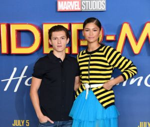 Tom Holland et Zendaya en couple depuis le tournage de Spider-Man Homecoming ?