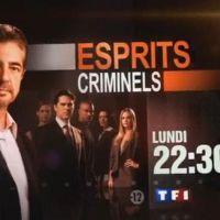 Esprits Criminels sur TF1 ce soir ... lundi 26 avril 2010 ... bande annonce